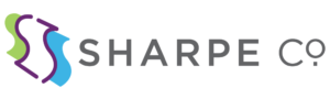 Sharpe Co. logo